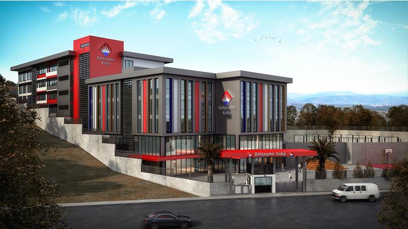 Bahçeşehir Koleji - Çekmeköy